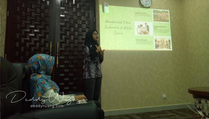 presentasi ainun - Sudut Istana : Harapanku Sebagai Blogger (Bagian 2)