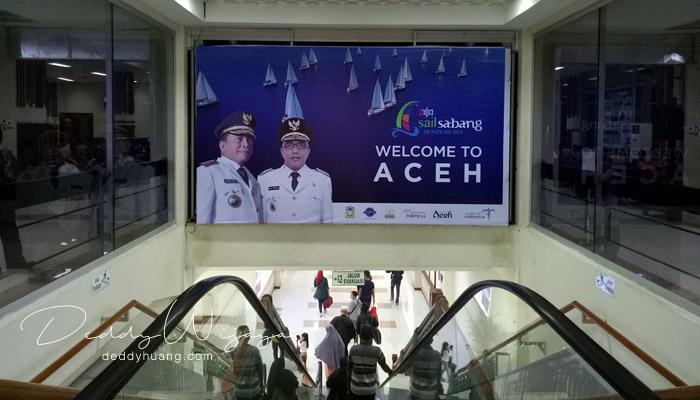 welcome to aceh - Aceh, Seteguk Asa Cinta Penantian