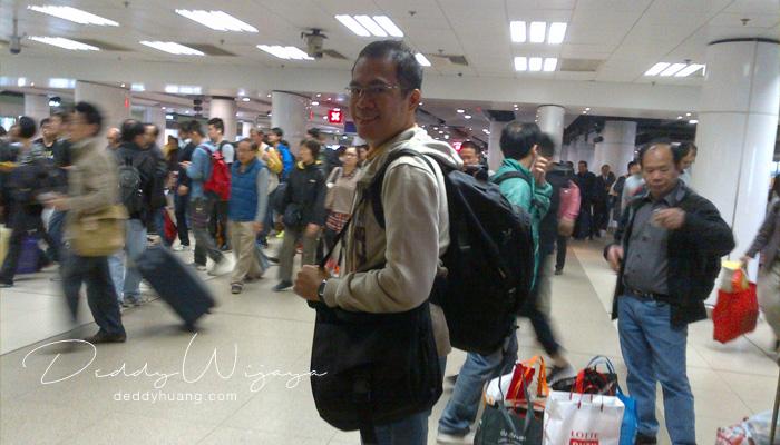 backpacker pertama1 - Kembali ke Macao, Mengumpulkan Kenangan 5 Tahun Lalu