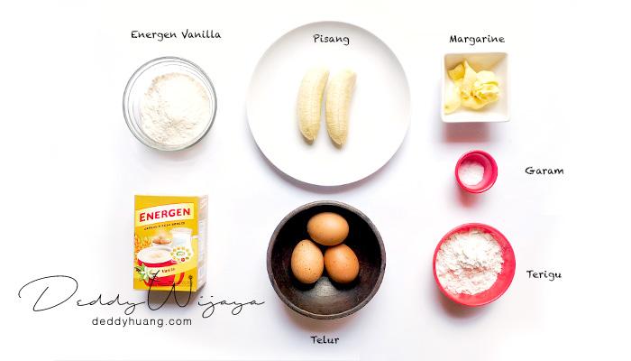 bahan membuat cookies energen