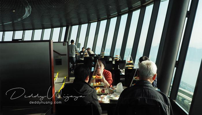 high tea macau 2 - Macao Tower High Tea, Tempat Seru Menikmati Panorama Kota Macao