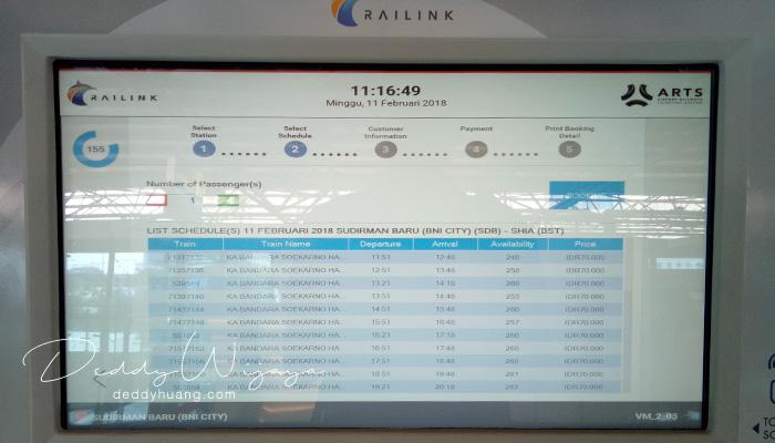 jadwal kereta bandara - Pengalaman Naik Kereta Api Bandara Soetta (Soekarno Hatta)