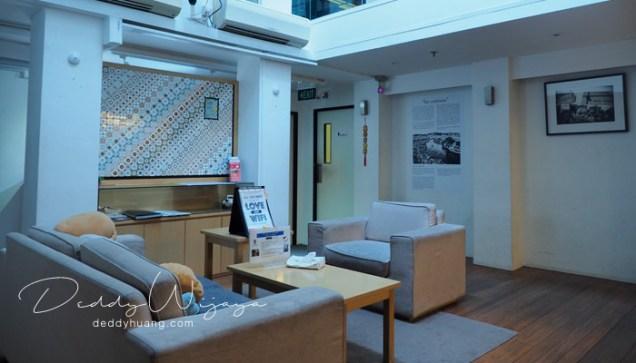 5footwayinn boat quay 07 - 5footway Inn Boat Quay : Hostel Murah Dekat MRT di Singapura