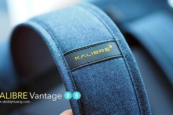 Kalibre Vantage 05, Ransel Trendi Untuk Traveling