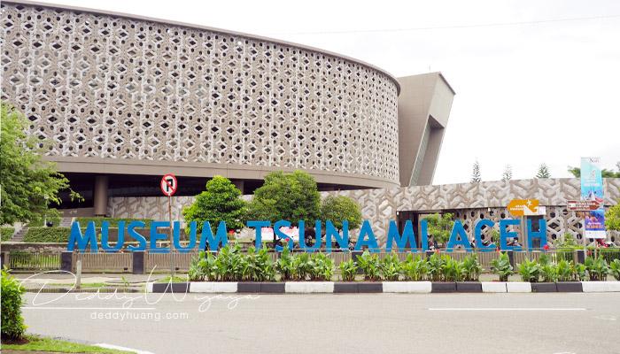 museum tsunami aceh - Mengejar Mimpi Jelajahi Tanah Rencong