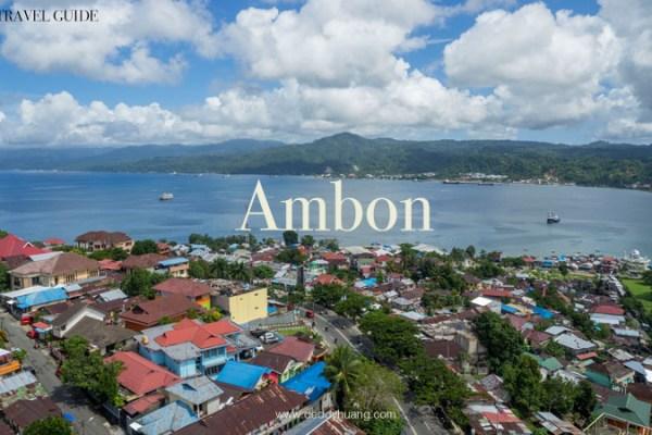 Solo Traveling Modal 150 Ribu Bisa Puas Keliling Kota Ambon