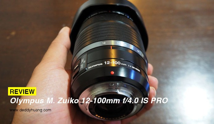 review olympus m zuiko 12-100mm