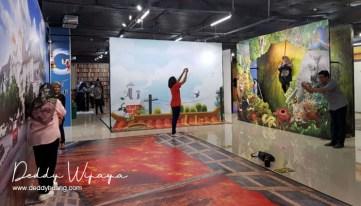 g art studio palembang