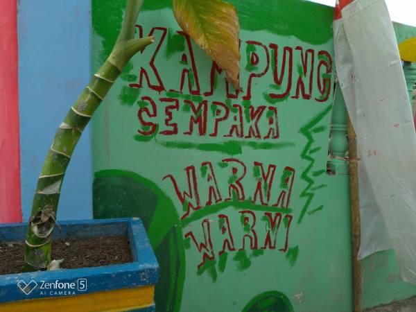 Main Ke Kampung Warna Warni Asian Games Palembang