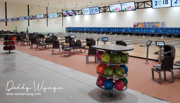 Sinar Mas Bowling Center Palembang