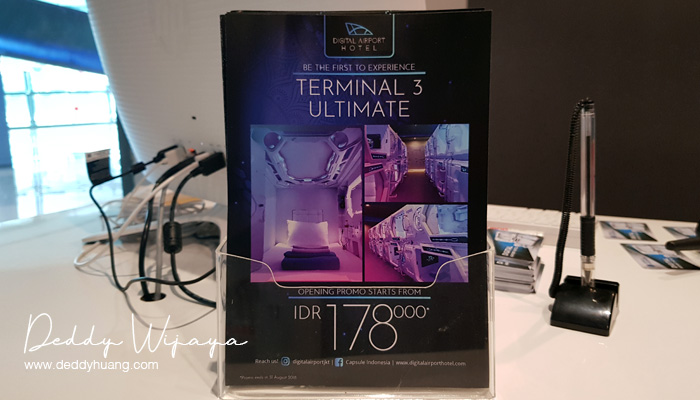 hotel kapsul bandara jakarta 10 - Wow! Sekarang Bandara Soekarno Hatta Ada Hotel Kapsul