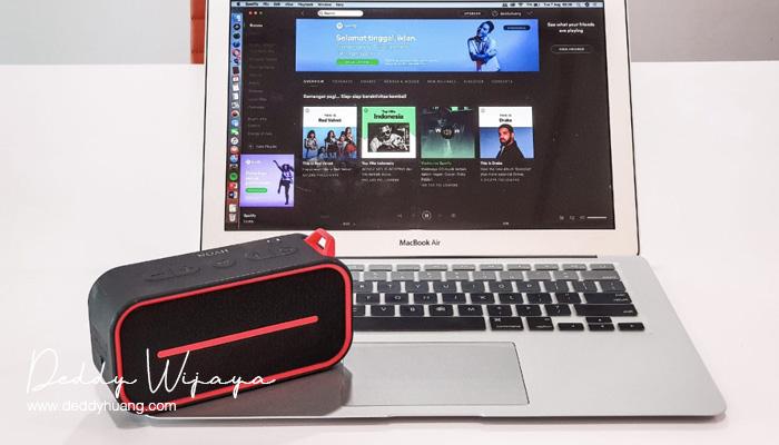 spc speaker bluetooth noah edition