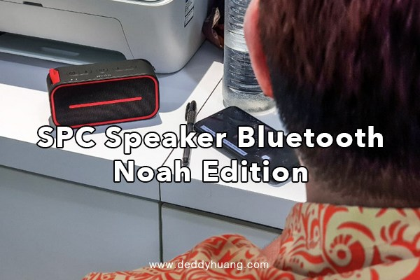 [REVIEW] SPC Outdoor Speaker Noah Edition