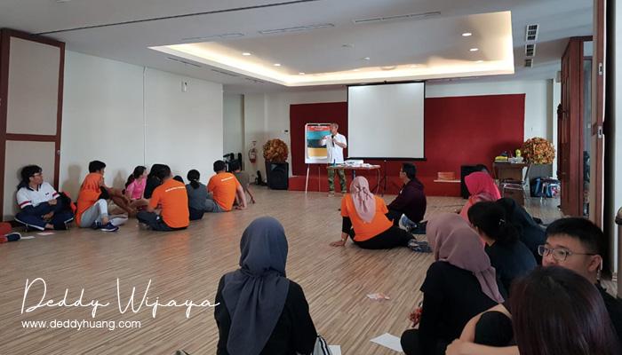 11 - #GueBrani : Mengatasi Rintangan Diri Sendiri (Day 1)