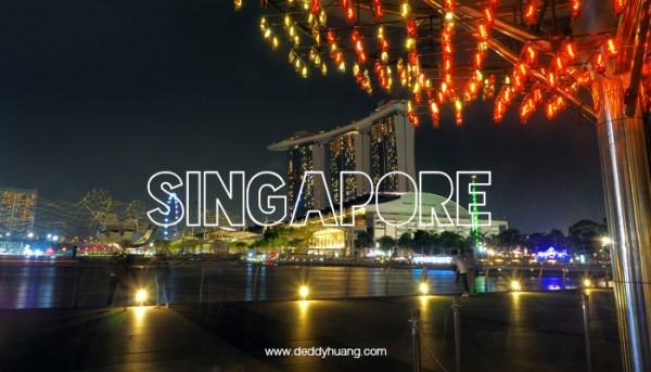 See and Do : Jalan Hemat di Singapura