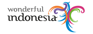 logo wonderful indonesia - Wonderful Indonesia, Tanah Air Beta!