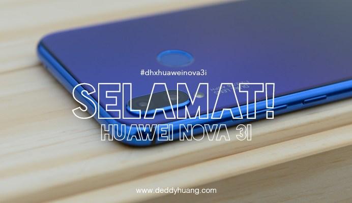 pemenang lomba blog huawei