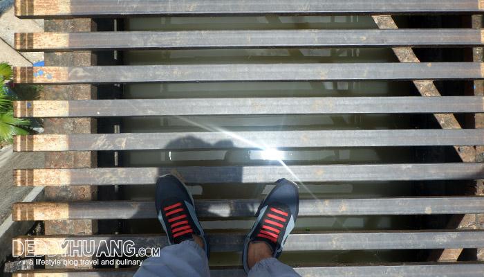 talang air pringsewu 02 - Perjalanan Kereta Api Sepuluh Jam Dari Palembang ke Bandar Lampung