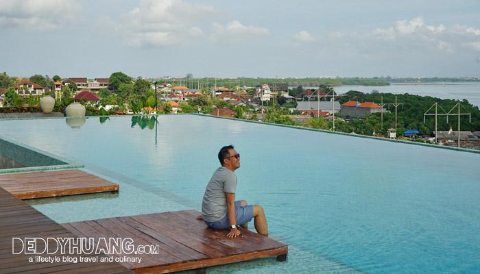 the crystal nusa dua bali 05 - Pengalaman Bermalam di The Crystal Luxury Bay Resort Nusa Dua Bali