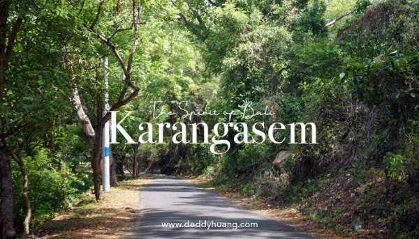 Karangasem, The Spirit of Bali