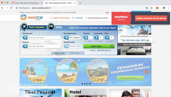 tiket pesawat murah 02 - Cashback Buddy Strategi Mencari Tiket Pesawat Murah