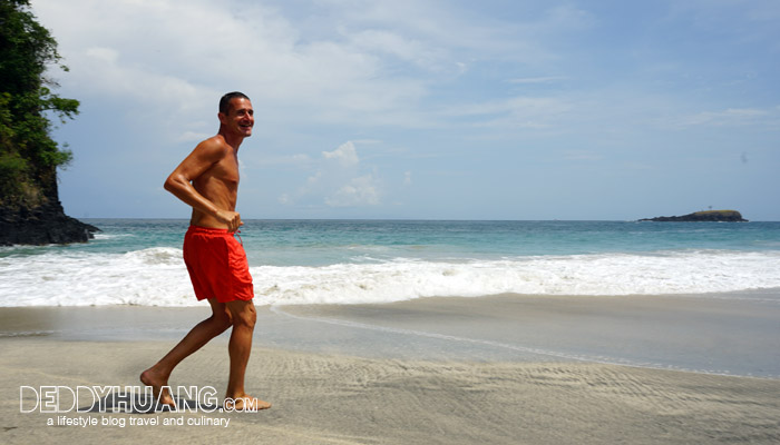 virgin beach 01 - Karangasem, The Spirit of Bali