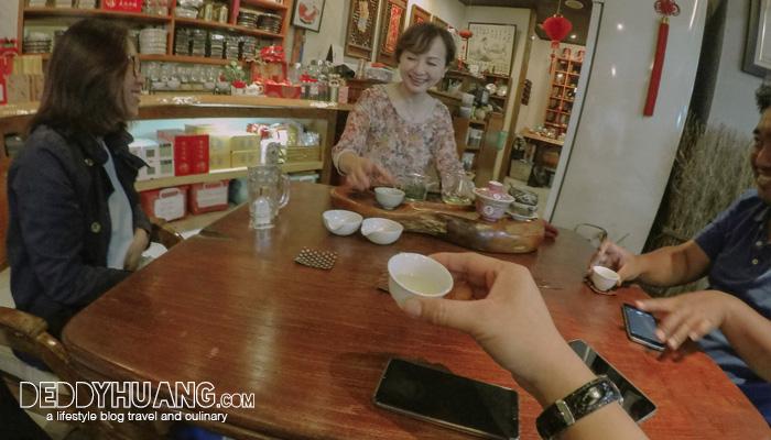 siang ming tea