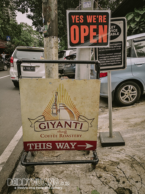giyanti coffee roastery 08 - Menyeruput Kopi Arabika ala Giyanti Coffee Roastery