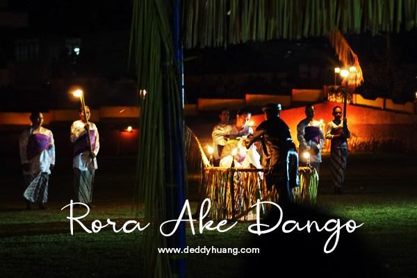 Rora Ake Dango, Ritual Sakral Leluhur di Tidore
