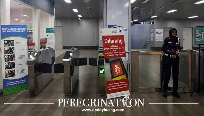 mrt jakarta 12 - Pertama Kali Naik MRT Jakarta? Ini Tips Agar Kamu Tidak Jadi Viral