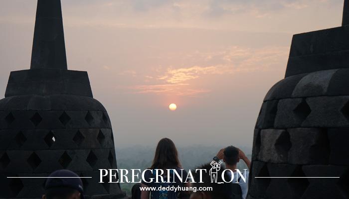 candi borobudur 03 - Menyapa Fajar Surya di Borobudur