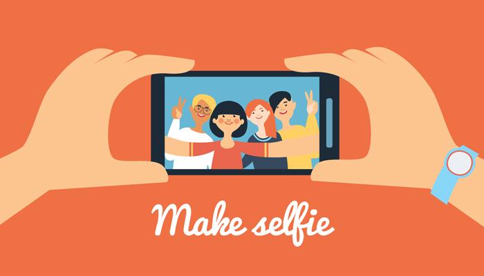 selfie - Rekomendasi Smartphone Ramadhan Harga Murah