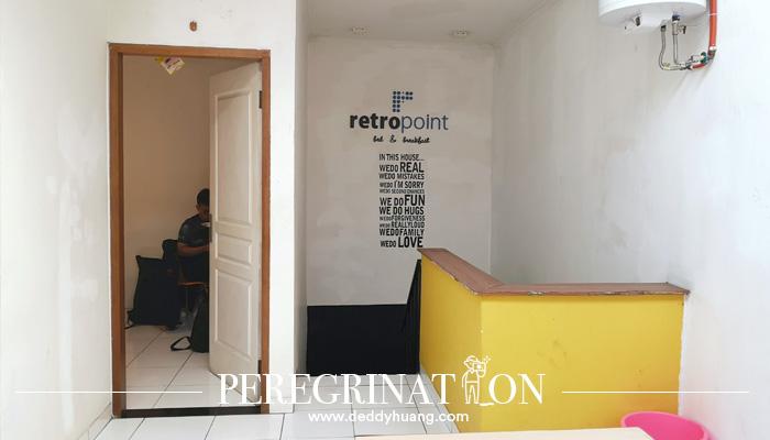 retropoint bandung lantai 2 - RetroPOINT Bandung, Penginapan Murah Dekat Stasiun Bandung