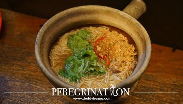 menu favorit Cici Claypot Bandung