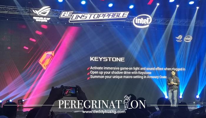 fungsi keystone asus rog