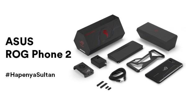 ASUS ROG Phone 2 Memang Hapenya Sultan