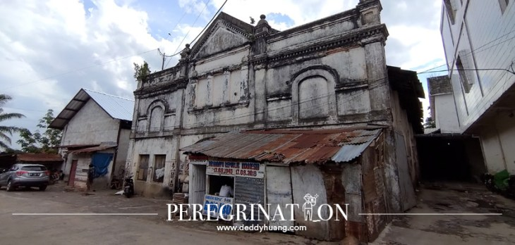 bangunan tua di palembang