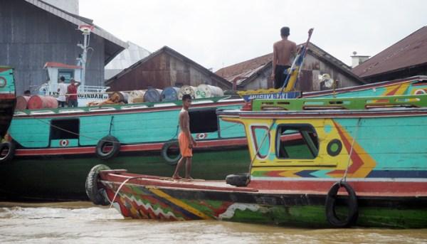 Riwayat Kota Palembang Dulunya Kota Air