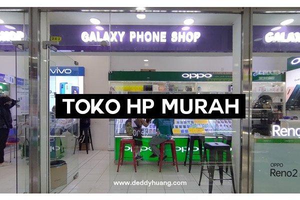 Cari Toko HP Murah Saat Bulan Ramadan