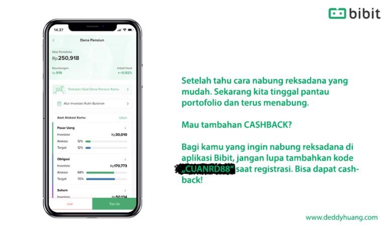 aplikasi bibit