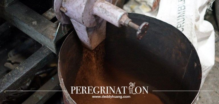 penggilingan kopi palembang