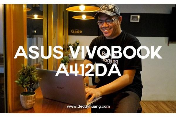 Jadi Keren Lewat ASUS VivoBook Ultra A412DA