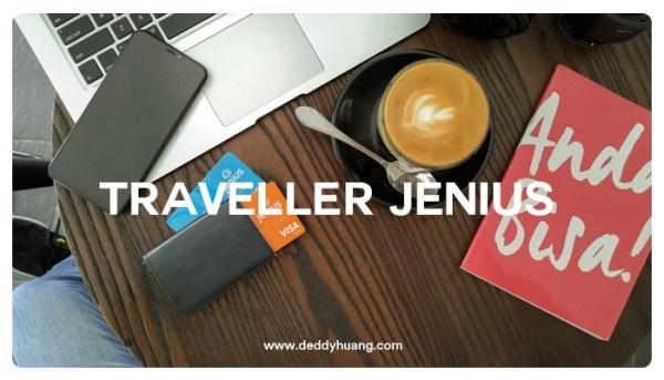 Traveller Jenius juga Perlu Rasa Aman dan Nyaman