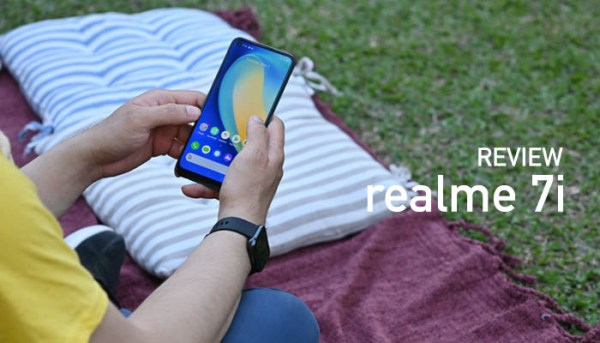 [Review] realme 7i, Smartphone Refresh Rate 90Hz Harga 3 Jutaan
