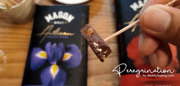 proses pengolahan biji kakao menjadi coklat