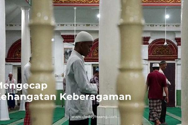 Sepiring Bubur Suro, Mengecap Kehangatan Ramadan di Palembang