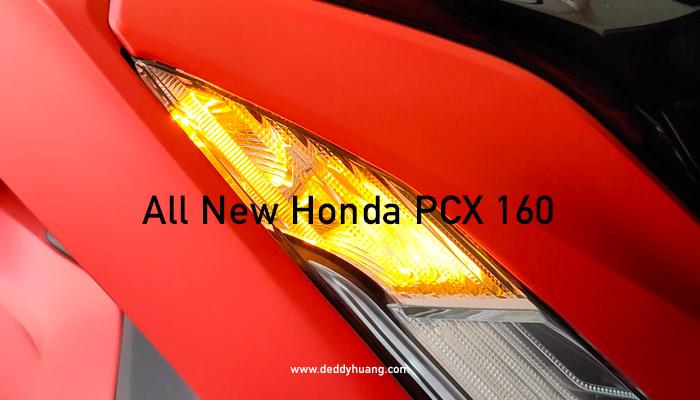 all new honda pcx 160