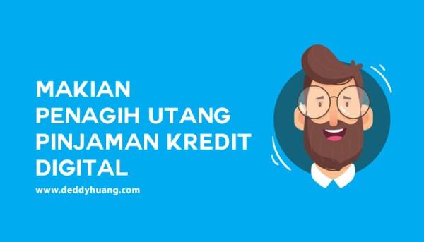 JULO : Makian Penagih Utang Pinjaman Kredit Digital