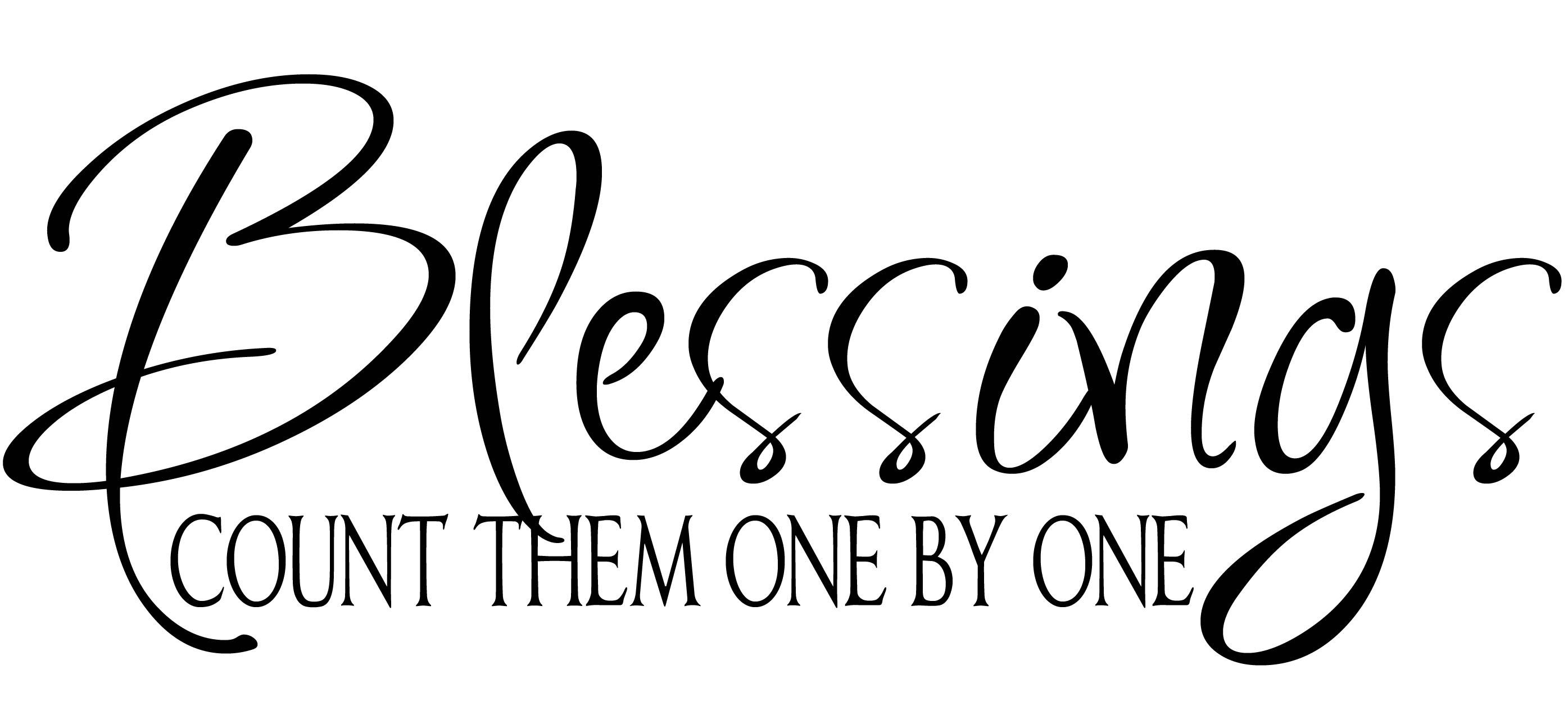 Hand Blessings