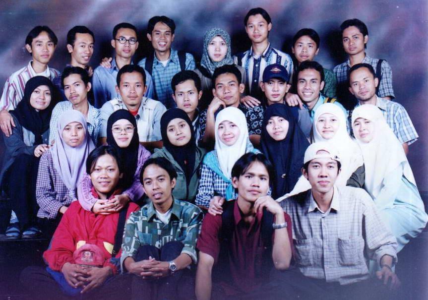 ALumni Pendidikan Fisika UIN SGD Bandung Angkatan 1